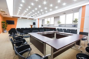 Collaborative work furniture and conference room furniture