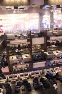 Horseshoe Baltimore Casino Interior