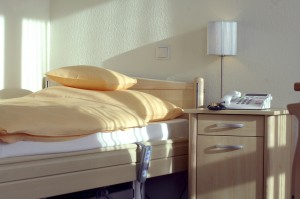 A good hospital bed can significantly improve the quality of life for your patients.