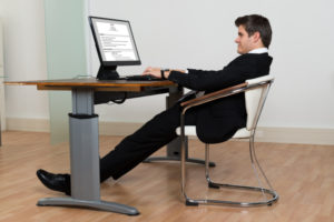 ergonomic office furniture, footrest