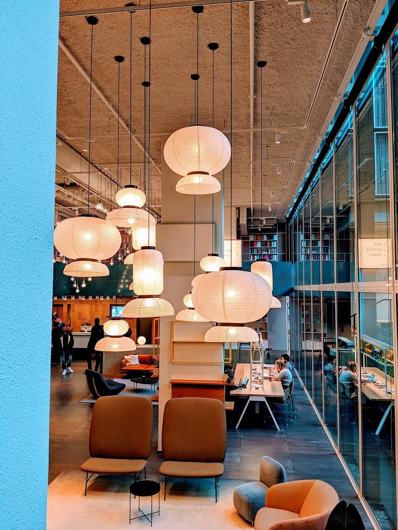 4 Lobby Spaces Hotel Furniture Creates