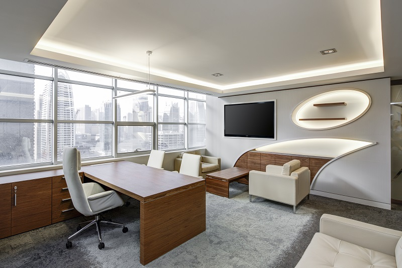 Design the Office to Feel More Like Home